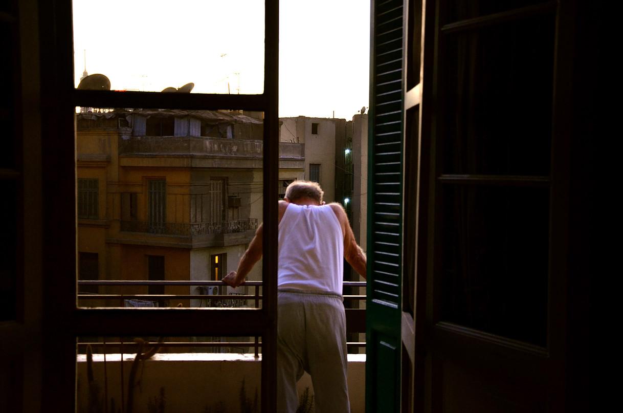 """Au balcon de Titi"", de Yasmina Benari |"
