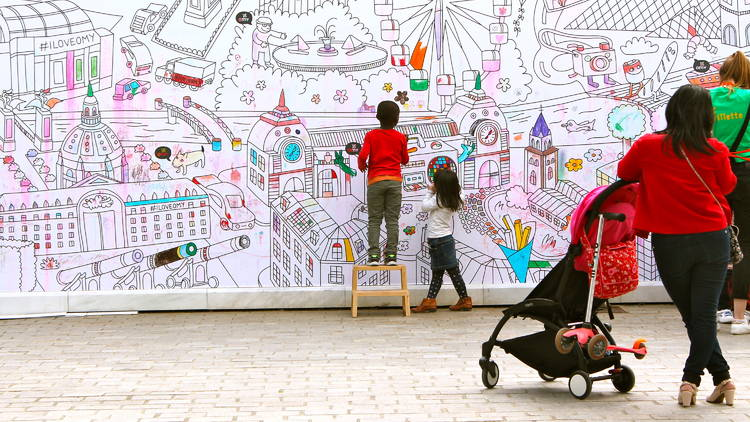 Paris 100 sorties cool avec les enfants 3 à 12 ans aux éditions Parigramme