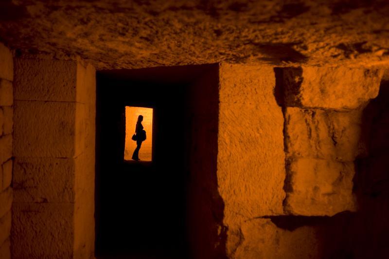 Paris face cachée / Ecomusée des Anciennes Carrières des Capucins