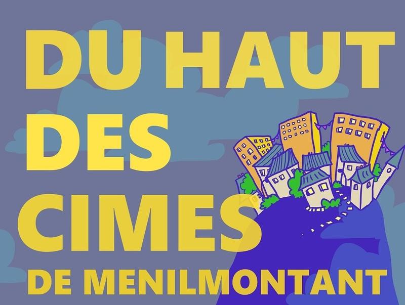 Festival Du haut des cimes de Ménilmontant