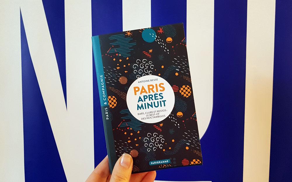 """""""Paris après Minuit"""" de Antoine Besse"""