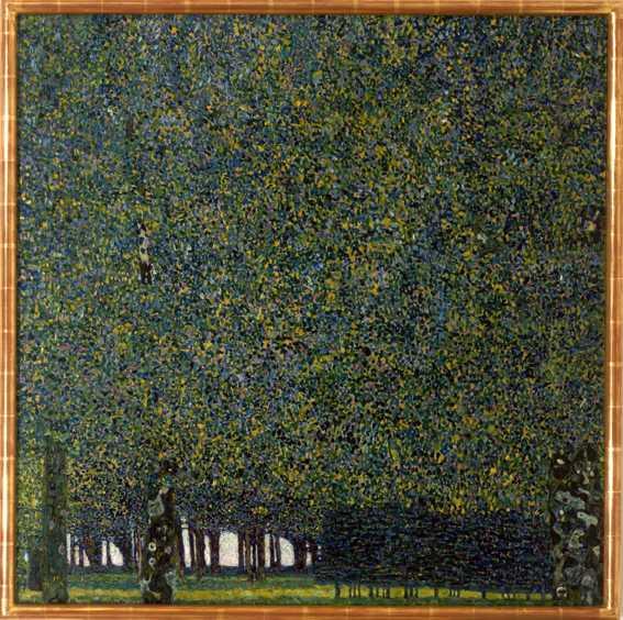 Gustave Klimt Le Parc