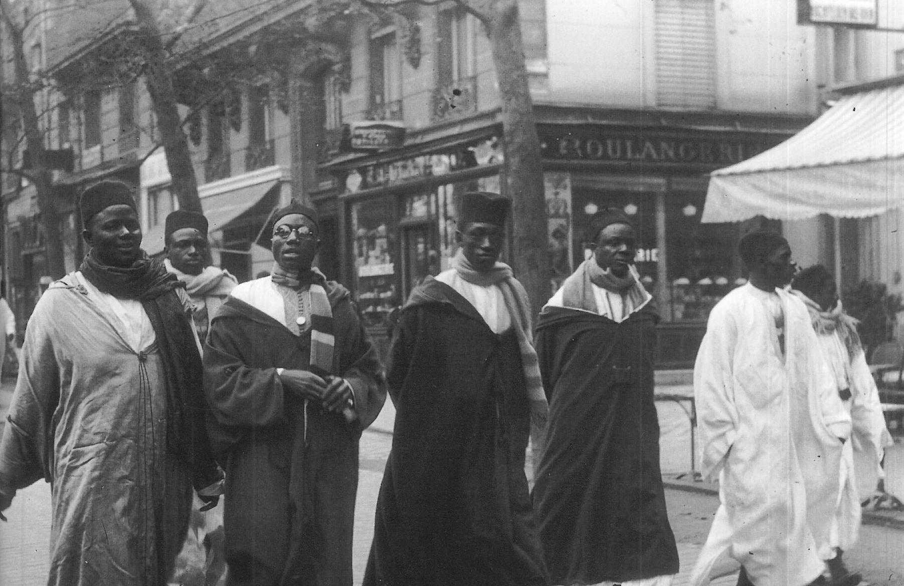 Les migrations noires à Paris du XVIIIe siècle aux années 30 |