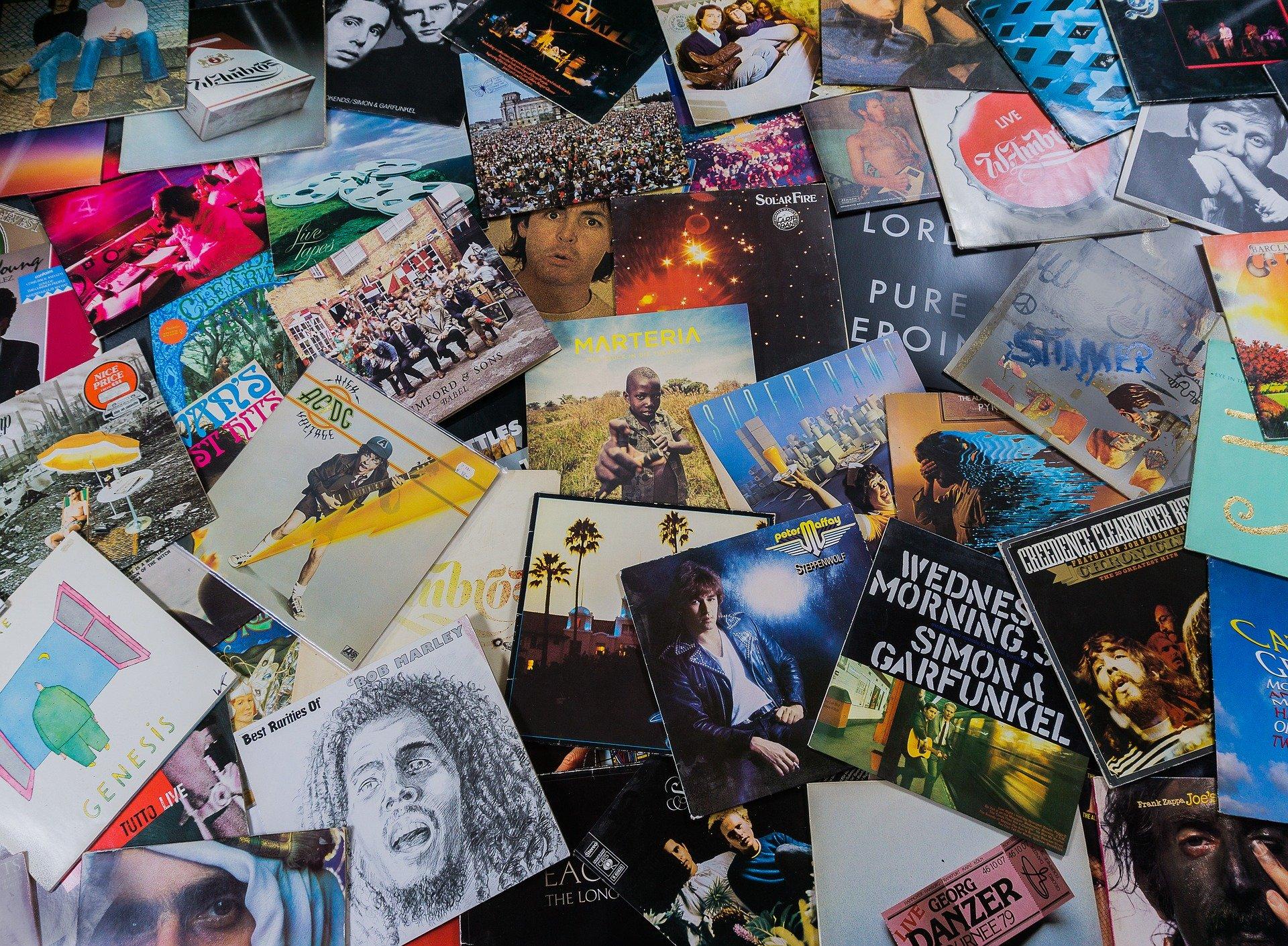 Vinyle, quand la musique se dessine