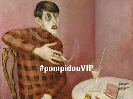Podcast #PompidouVIP