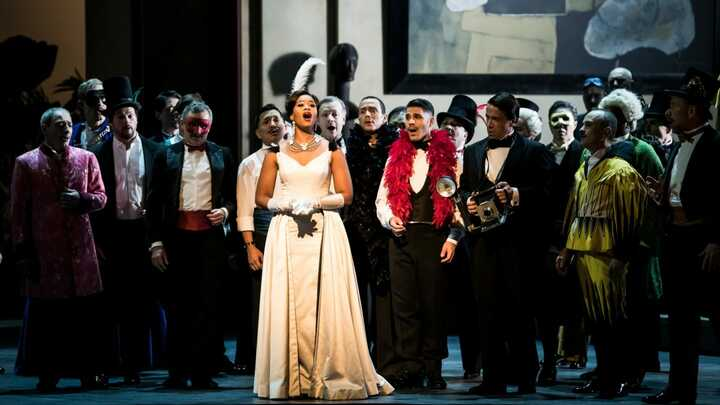 Manon opéra