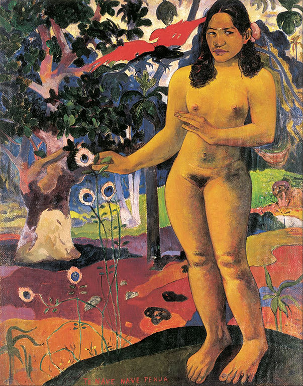 Delightful Land/Paul Gauguin