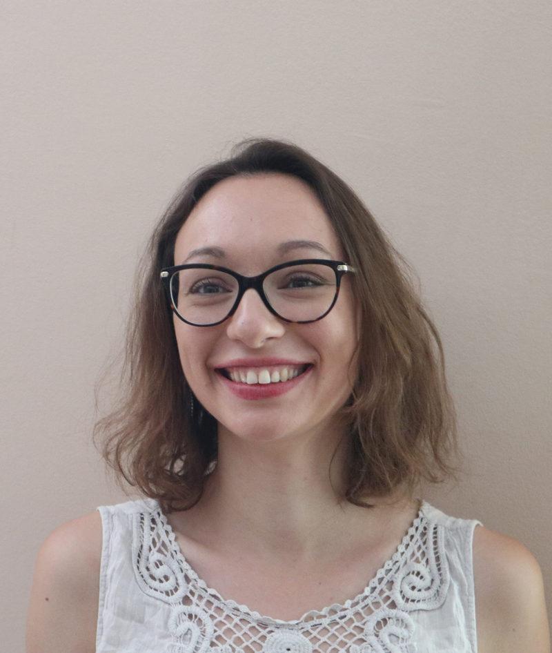 Sabrina Ouzzani, mathématicienne