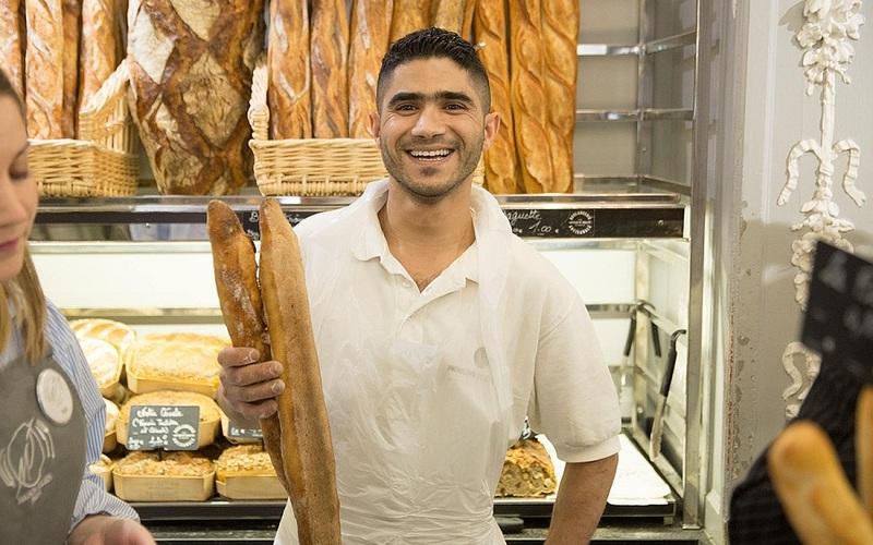 Taieb sahal, Lauréat du Grand prix de la baguette 2020