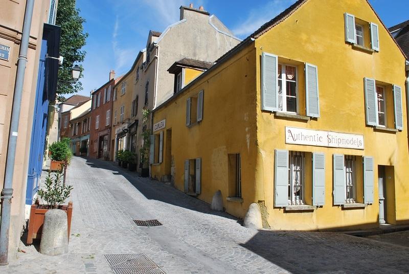 Le chemin des Impressionnistes de Louveciennes au vésinet Helloways