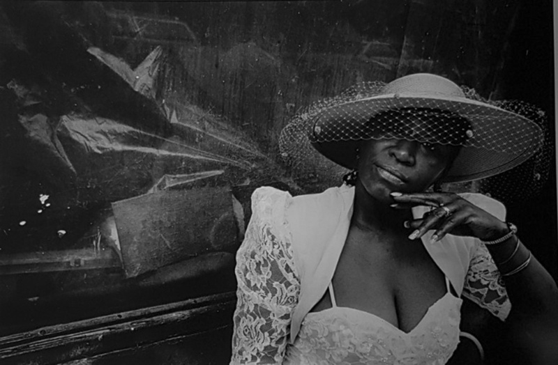 Love in Lace Dress, 1994