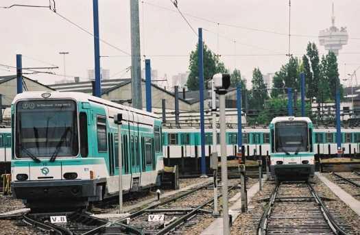 Visitez les coulisses de la RATP