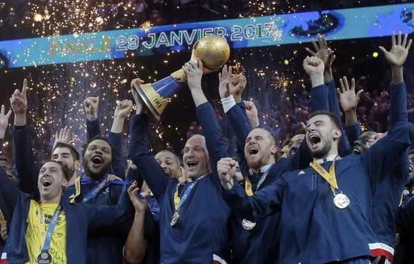 France sacrée championne du monde de handball 2017