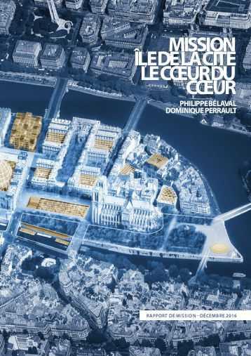 Mission Ile de la Cité