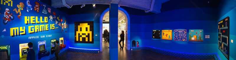 expo my game is au musée en herbe