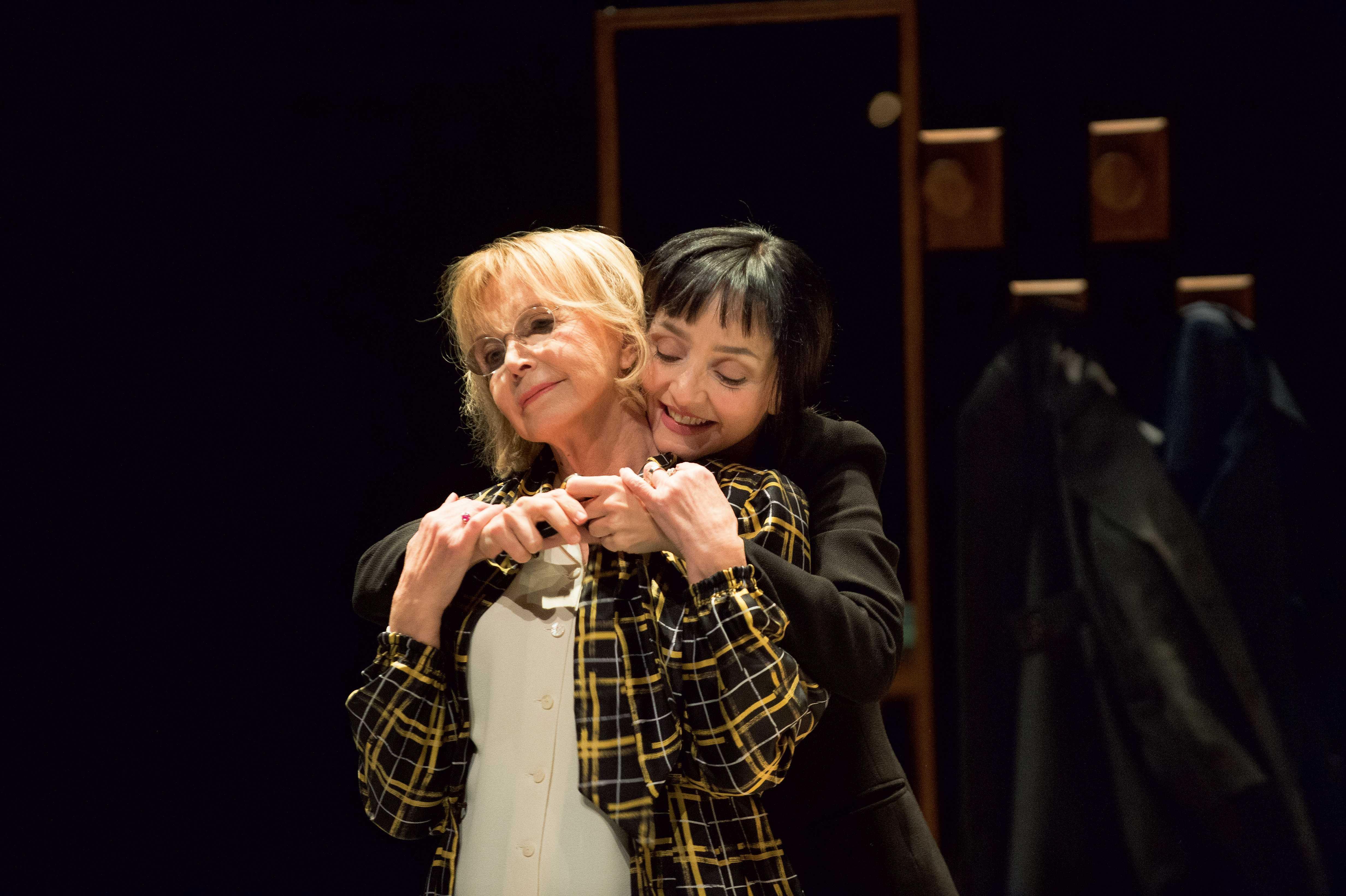 Un amour impossible / Bulle Ogier et Maria de Meideros