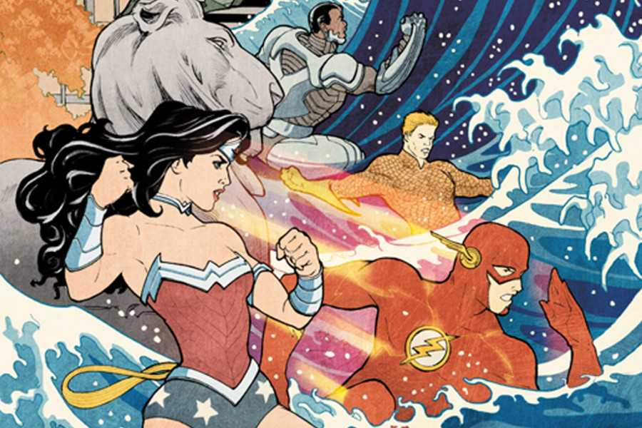 DC Comics : les supers héros s'exposent |