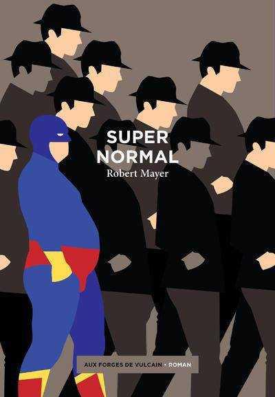 Soirée costumée Super-Héros en compagnie de Super Normal !