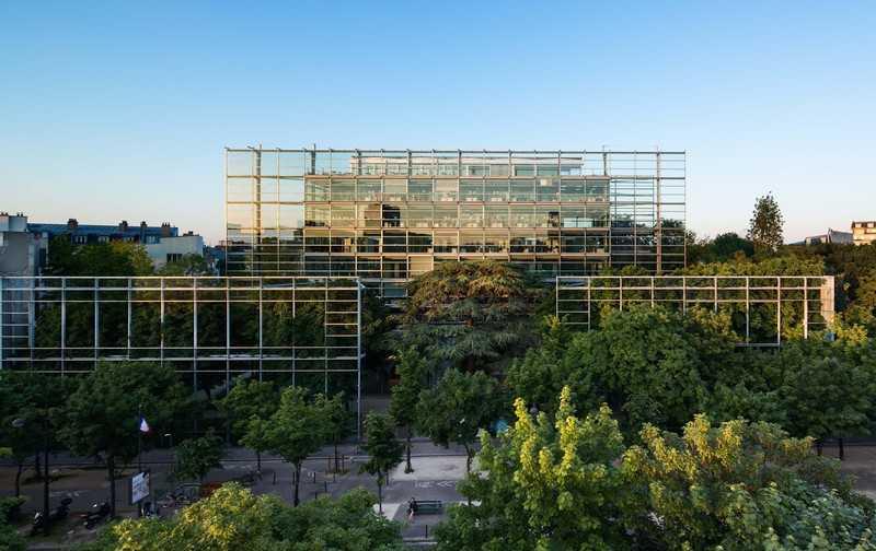 Fondation Cartier pour l'art contemporain