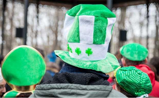 Fête de la St-Patrick au Centre Culturel Irlandais