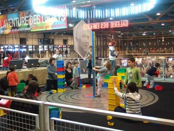 galerie des enfants/pompidou