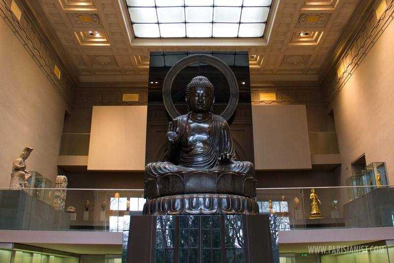 musée cernushi/buddha