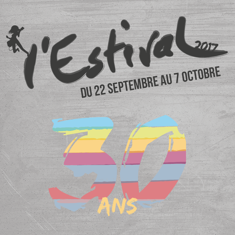 Visuel officiel L'Estival de St Germain en Laye 2017