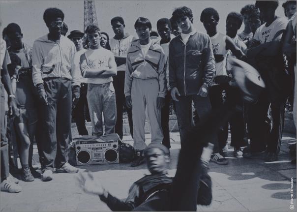 TERRAINS : lieux mythiques du Hip-Hop à Paris |