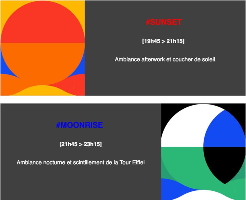 Sunset ou Moonrise ? Les Croisières Electro RADIOMARAIS 2017