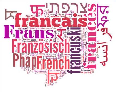 Cours de français / la parlotte |