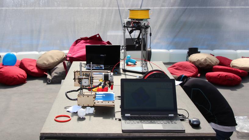 Atelier numérique d'impression 3D |