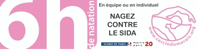 Nager 6h contre le sida