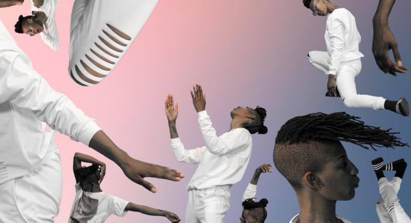 Jamila Johnson pour Nuit Blanche 2018