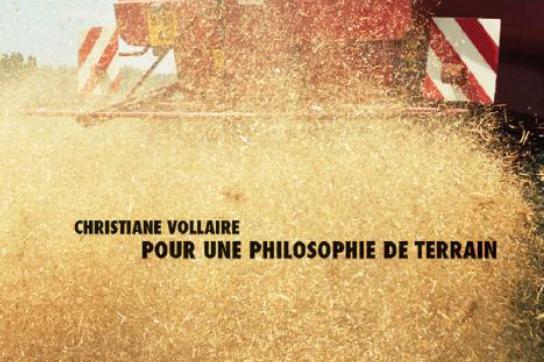 """Rencontre autour du livre """"Pour une philosophie de terrain""""  """