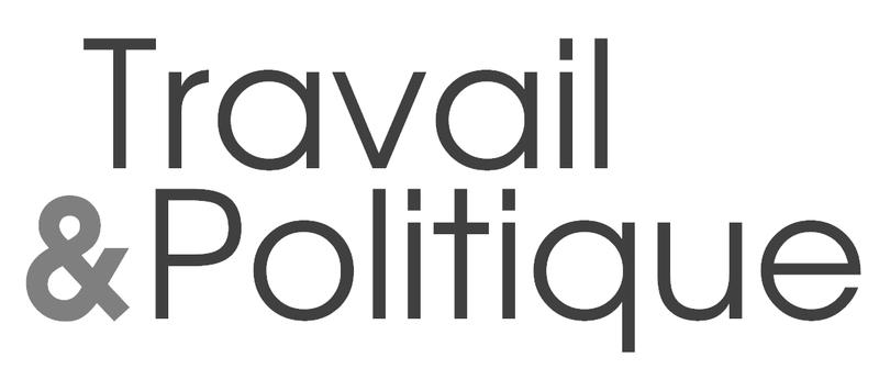 Logo Travail et Politique