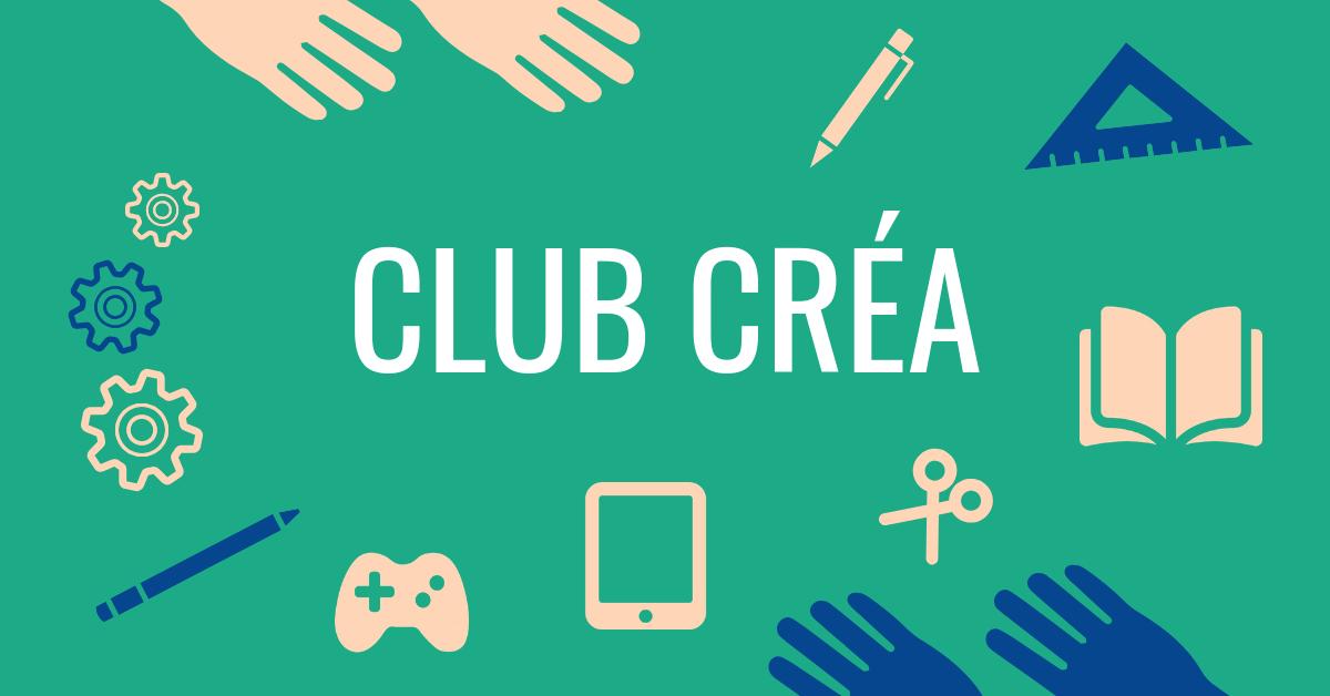 Club créa |