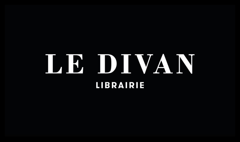 logo de la librairie Le Divan