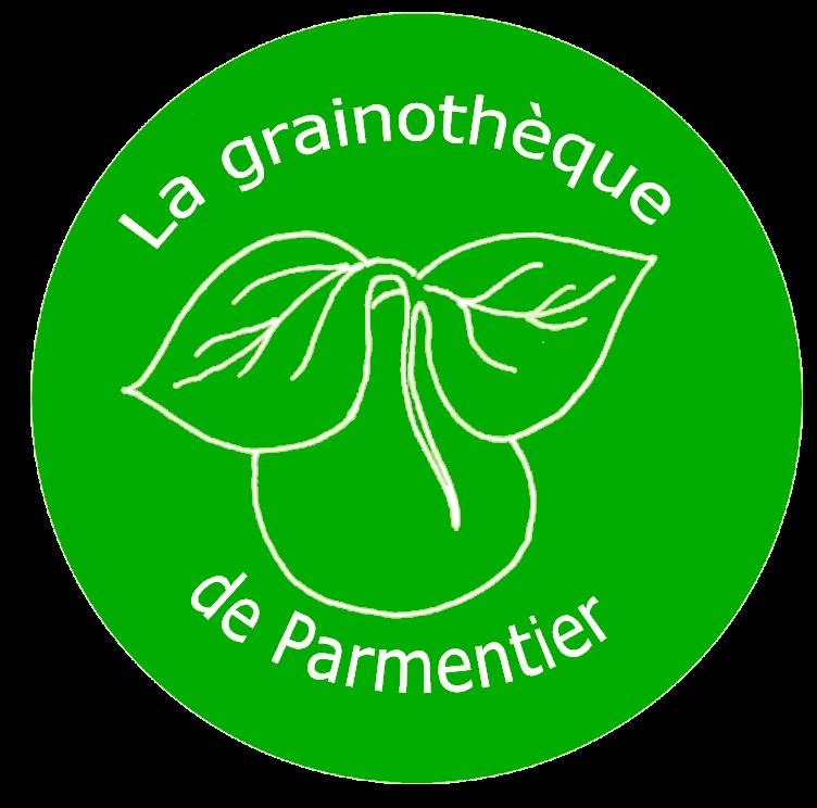 Logo grainothèque Parmentier