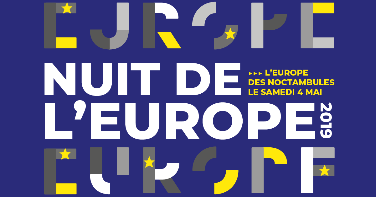 Nuit de l'Europe bannière