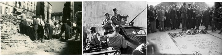 Photographies Libération de Paris