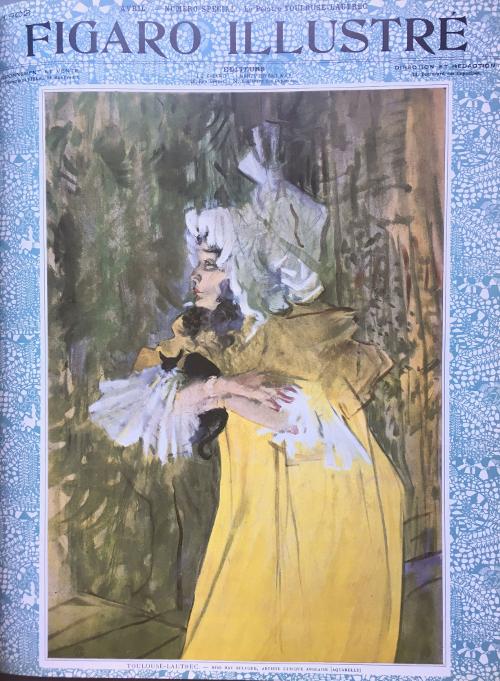 Autour de Toulouse-Lautrec (1864-1901) |