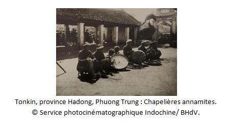 Artisanat Vietnam Indochine années 1930