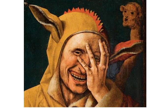 Hantise de la grimace et figures artistiques de l'humour |