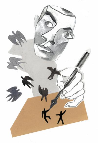 Léon-Gontran Damas, un poète jazzy, par Gopal Dagnogo