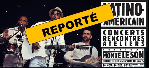 REPORTE - Bal latino Calle Esperanza et le DJ Joss. |