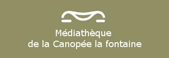Logo Médiathèque La Canopée