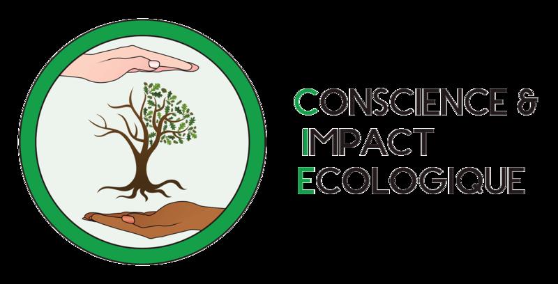 logo de l'association consience et impact écologique