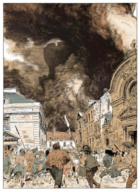 """Révolution"", tome 1 ('Liberté')"