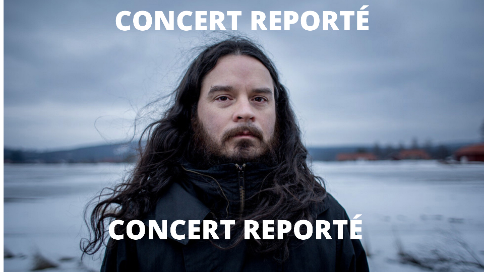 REPORTÉ : Stephen O'Malley revisite les archives sonores |