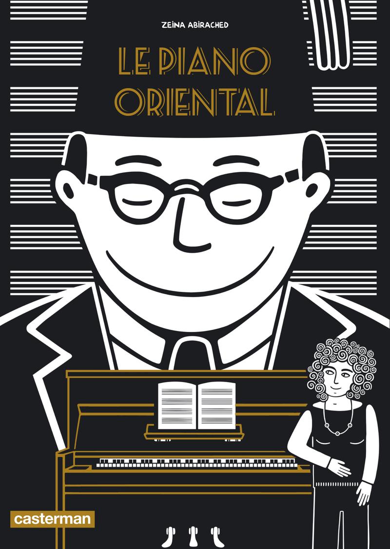 couverture du livre Piano oriental